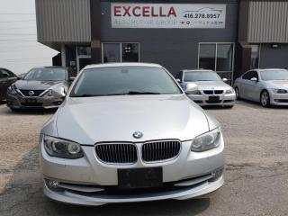 Used 2011 BMW 3 Series 2dr Cpe 335i xDrive AWD for sale in North York, ON