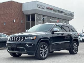 Used 2018 Jeep Grand Cherokee Limited NAVI/FULL SUNROOF for sale in Concord, ON
