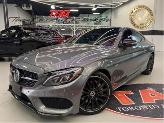 Used 2018 Mercedes-Benz C-Class C300 AMG I COUPE I NAVI I PANO I COMING SOON for sale in Vaughan, ON
