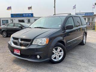 Used 2012 Dodge Grand Caravan Crew for sale in Whitby, ON