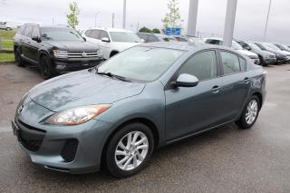 Used 2012 Mazda MAZDA3 2.0L GS for sale in Whitby, ON