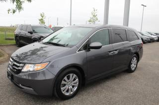Used 2017 Honda Odyssey 3.5L EX-L w-Navi for sale in Whitby, ON