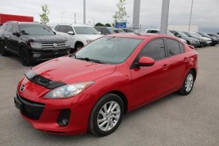 Used 2012 Mazda MAZDA3 2.0L Man GS-SKY for sale in Whitby, ON