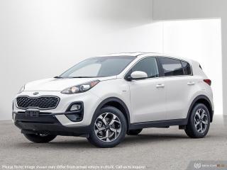 New 2022 Kia Sportage LX AWD for sale in Kitchener, ON