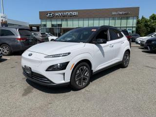 New 2022 Hyundai KONA EV Preferred w/Two Tone for sale in Port Coquitlam, BC