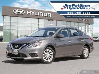 Used 2019 Nissan Sentra SV for sale in Surrey, BC