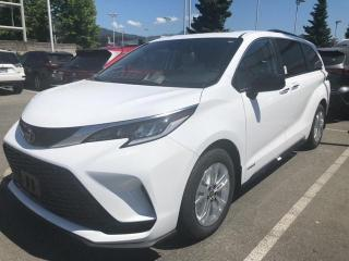 New 2021 Toyota Sienna for sale in North Vancouver, BC
