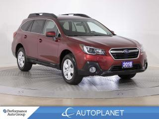 Used 2018 Subaru Outback 2.5i AWD, Back Up Cam, Power Seat, Android Auto! for sale in Brampton, ON