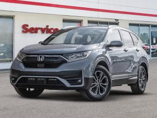 New 2021 Honda CR-V EX-L for sale in Brandon, MB