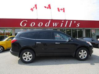 Used 2011 Chevrolet Traverse 7 PASS! for sale in Aylmer, ON