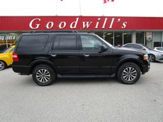 Used 2017 Ford Expedition CLEAN CARFAX! 7 PASS! HEATED/ COOLED LEATHER! for sale in Aylmer, ON