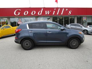 Used 2013 Kia Sportage NAVI! COOLED/HEATED LEATHER! for sale in Aylmer, ON