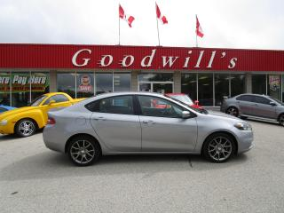 Used 2014 Dodge Dart BLUETOOTH! for sale in Aylmer, ON