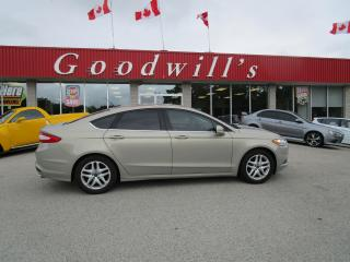 Used 2015 Ford Fusion CLEAN CARFAX! BACKUP CAM! for sale in Aylmer, ON