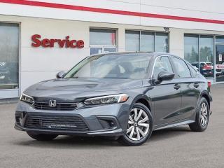 New 2022 Honda Civic LX for sale in Brandon, MB