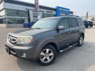 Used 2010 Honda Pilot EX-L / LEATHER / SUNROOF / for sale in Brampton, ON