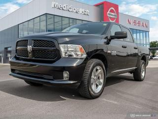 Used 2017 RAM 1500 Express for sale in Medicine Hat, AB
