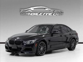 Used 2017 BMW 3 Series 340i xDrive M Performance Carbon Interior & Exterior, Loaded for sale in Concord, ON