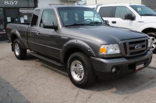 Used 2011 Ford Ranger XLT Supercab Alloy wheels rear sliding window for sale in Mississauga, ON