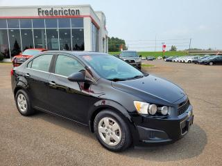 Used 2012 Chevrolet Sonic LT for sale in Fredericton, NB