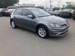 Used 2020 Volkswagen Golf Comfortline TSi W/ Heated Seats, Back Up Cam for sale in Truro, NS