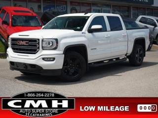 Used 2017 GMC Sierra 1500 SLE  NAV CAM P/SEAT TOW REM-START 20-AL for sale in St. Catharines, ON