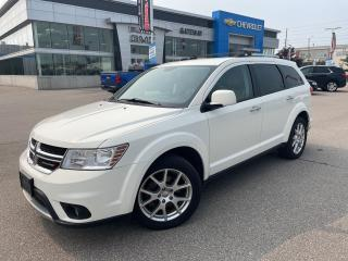 Used 2015 Dodge Journey R/T for sale in Brampton, ON