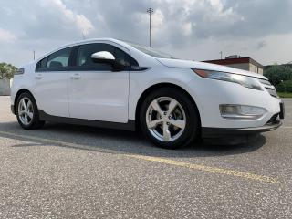 Used 2012 Chevrolet Volt Certified - Claim Free - Fully Serviced for sale in Etobicoke, ON