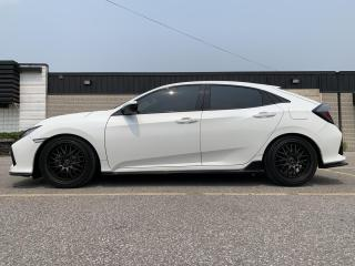 Used 2018 Honda Civic Sport-Turbo-6speed Performance tuned - Fully Serviced for sale in Etobicoke, ON