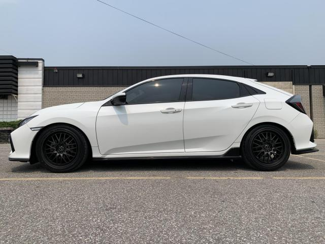 2018 Honda Civic Sport-Turbo-6speed Performance tuned - Fully Serviced