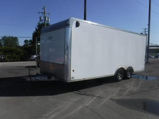 Used 2014 EZ HAULER 20 Foot Cargo Trailer Ramp Gate for sale in Burnaby, BC