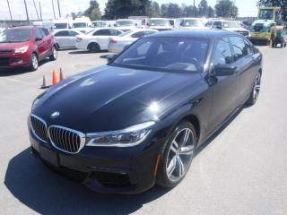 Used 2016 BMW 7 Series 750Li xDrive for sale in Burnaby, BC