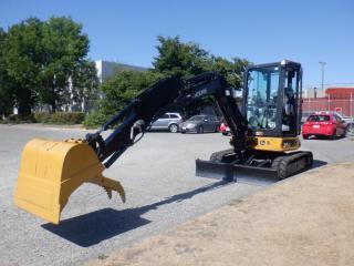 Used 2015 John Deere 35 G Excavator Diesel for sale in Burnaby, BC