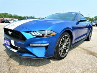 Used 2018 Ford Mustang EcoBoost | Back Up Cam | Cruise Control for sale in Essex, ON