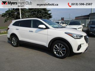 Used 2017 Hyundai Santa Fe XL Limited  - Leather Seats for sale in Ottawa, ON