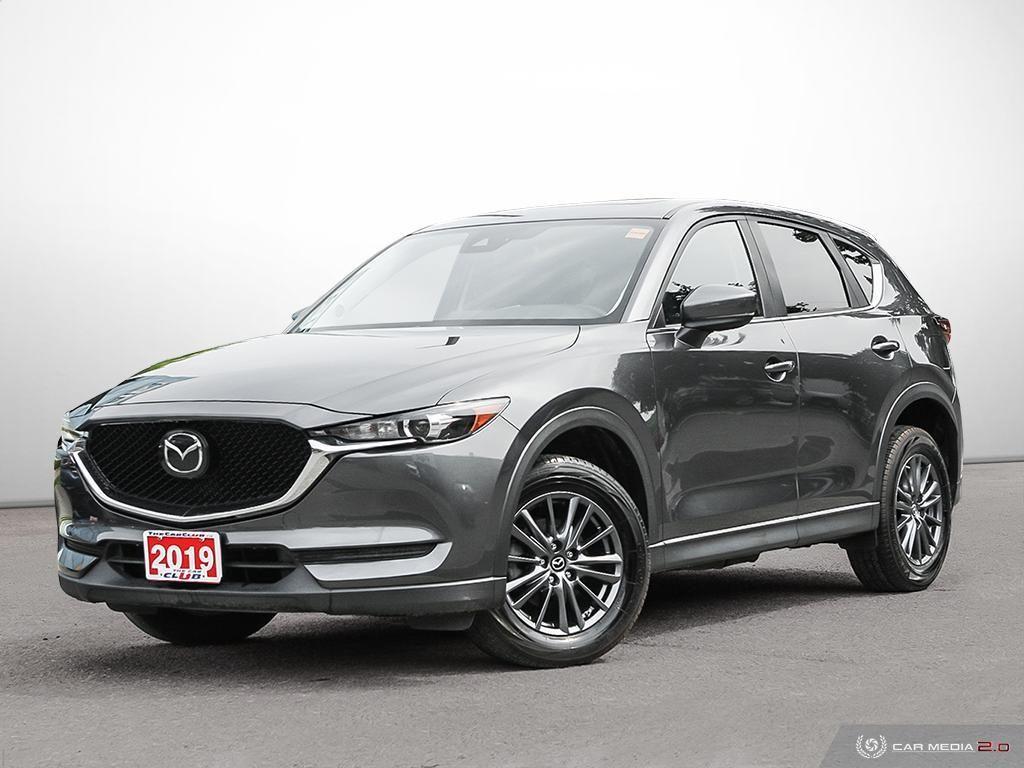 2019 Mazda CX-5 GS