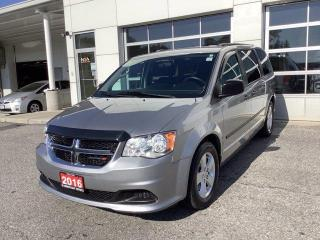Used 2016 Dodge Grand Caravan 4dr Wgn Canada Value Package for sale in North Bay, ON