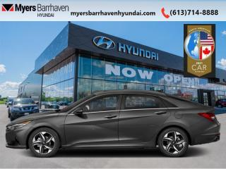 New 2021 Hyundai Elantra N-Line DCT  - Sunroof -  Heated Seats - $190 B/W for sale in Nepean, ON