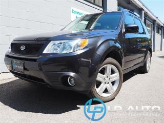 Used 2010 Subaru Forester 2.5 X Limited Package for sale in Richmond, BC