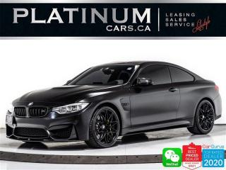 Used 2017 BMW M4 444HP, COMPETITION PKG, MANUAL, CAM, HEADS UP, NAV for sale in Toronto, ON