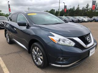 Used 2017 Nissan Murano SL for sale in Charlottetown, PE