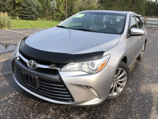 Used 2016 Toyota Camry XLE 2WD for sale in Cayuga, ON