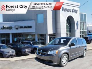 Used 2016 Dodge Grand Caravan SE/SXT Canada Value Package for sale in London, ON