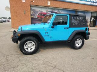 Used 2018 Jeep Wrangler SPORT for sale in Mississauga, ON