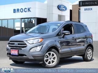 Used 2020 Ford EcoSport SE for sale in Niagara Falls, ON