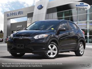 Used 2016 Honda HR-V LX for sale in Ottawa, ON