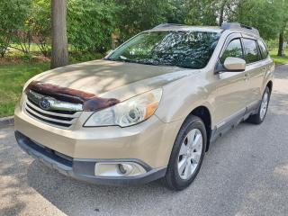 Used 2010 Subaru Outback 4dr Wgn H4 Auto 2.5i Premium   EXTRA Tires on Rims for sale in Mississauga, ON