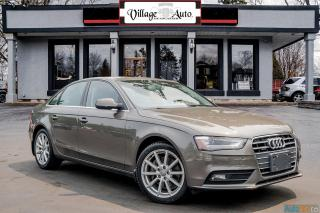 Used 2014 Audi A4 Progressiv for sale in Ancaster, ON