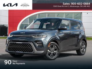 New 2022 Kia Soul EX+ for sale in Mississauga, ON