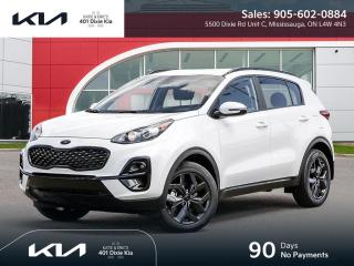 New 2022 Kia Sportage LX Nightsky Edition for sale in Mississauga, ON